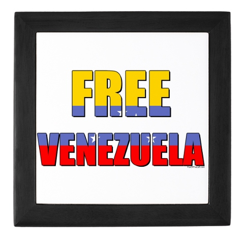 FREEE VENEZUELA
