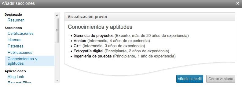 LINKEDIN OPTIMIZA