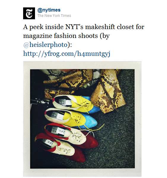 Twitter    The New York Times  A peek inside NYT s makesh ...