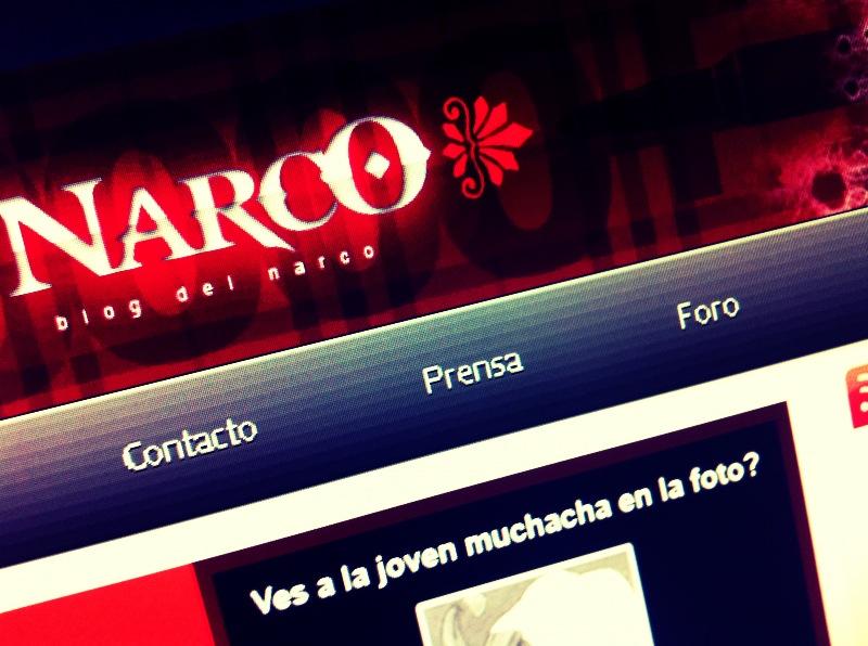 La Autora Del 'Blog Del Narco' Huye De México