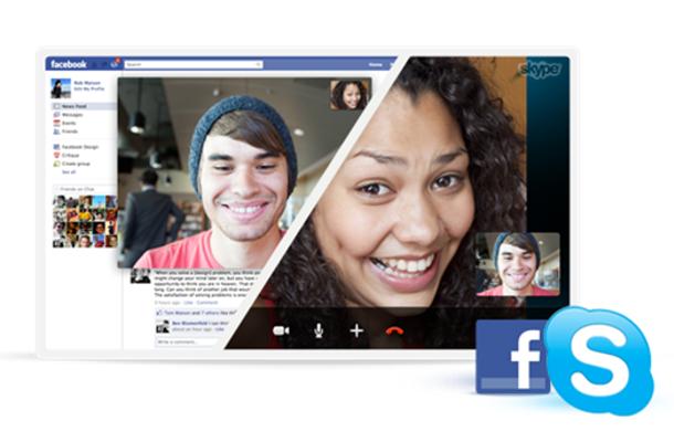 skype-facebook