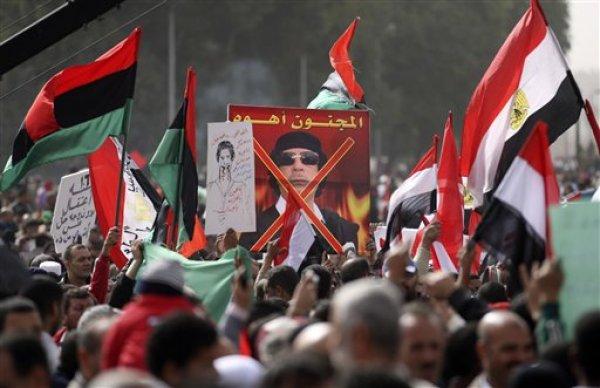 En Egipto se vivió una increíble cantidad de actos de violencia. Foto: laprensa.com.ni