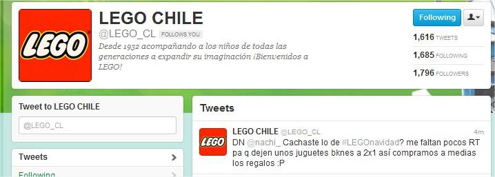 LEGO CHILE