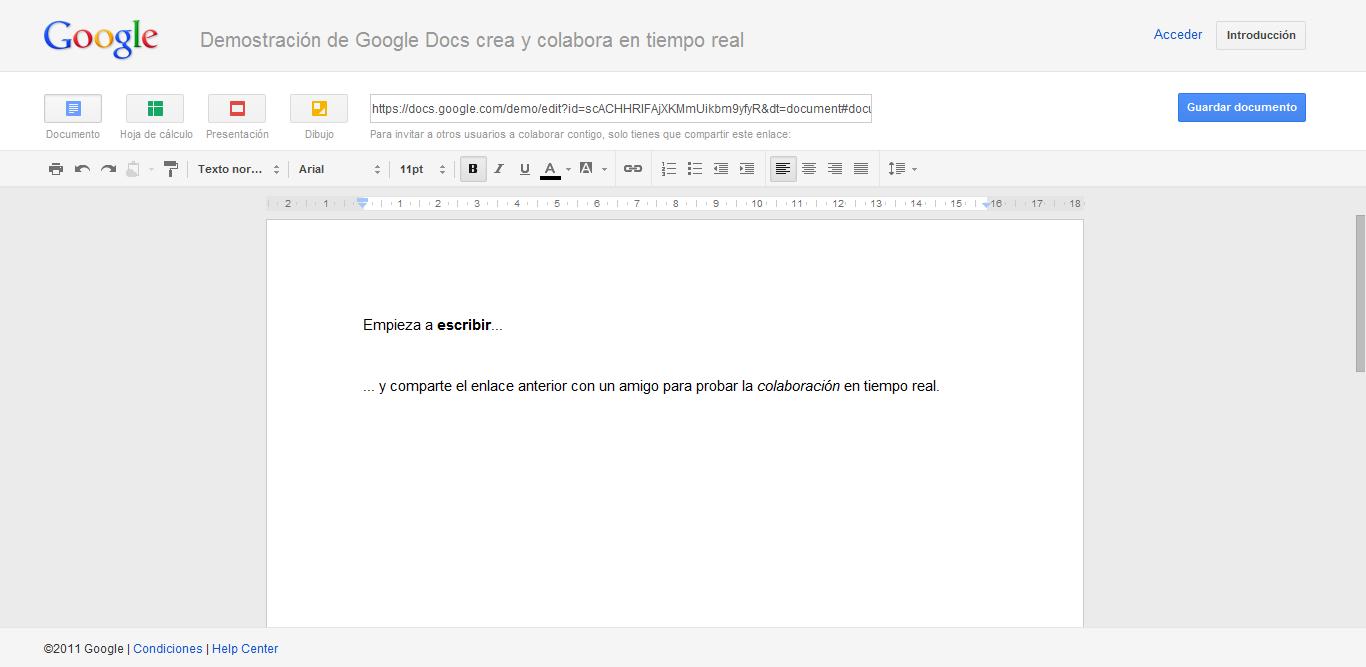 Prueba - Google Docs