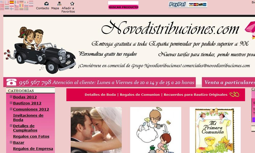http://www.novodistribuciones.com/