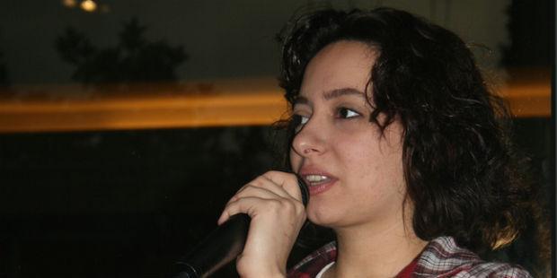 Razan Ghazzawi    ©Jillian york