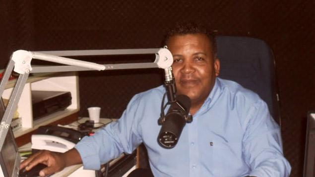 Laércio de Souza, periodista brasileño