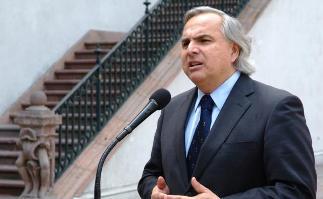 Andrés Chadwick, ministro secretario general de Gobierno. Foto: http://www.radiosantiago.cl