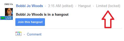hangoutlocked