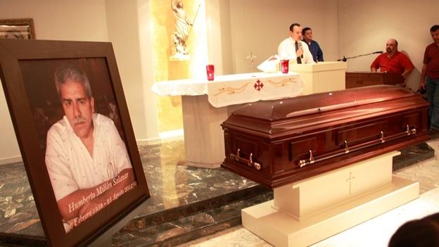 Humberto Millán fue privado de su libertad el 24 de agosto. Un día después se encontró su cadáver  (FOTO: CNN)
