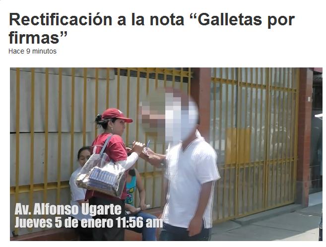 RECTIFICA LA MULA