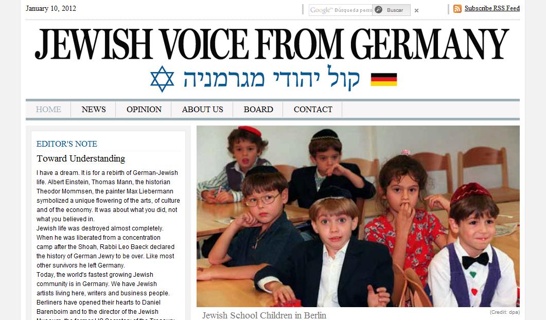 Diario en Alemania