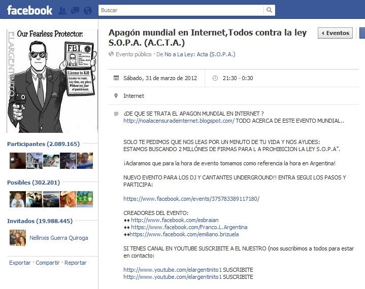http://noalacensuradeinternet.blogspot.com/