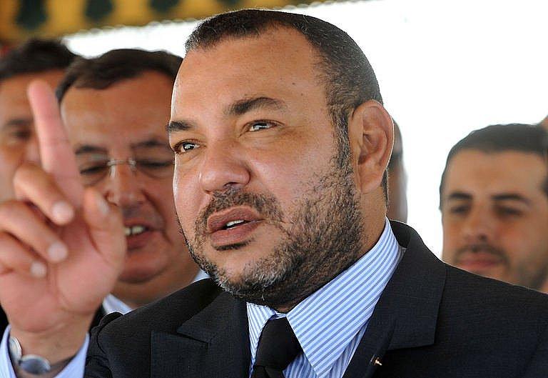 Mohammed VI. AFP