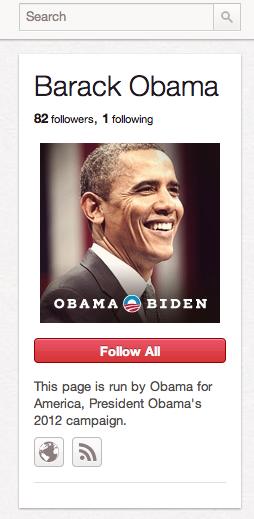 Pinterest Obama