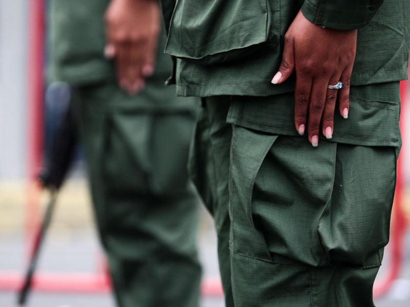 Milicia Bolivariana / Foto: Patria Grande
