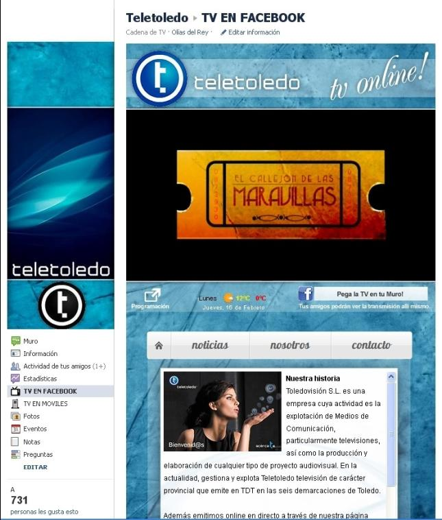 Teletoledo En Facebook