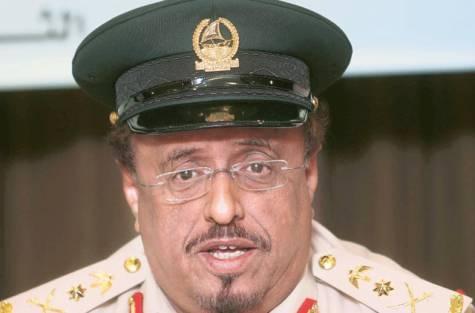 Dahi Khalfan Tamim | Foto: Gulf News