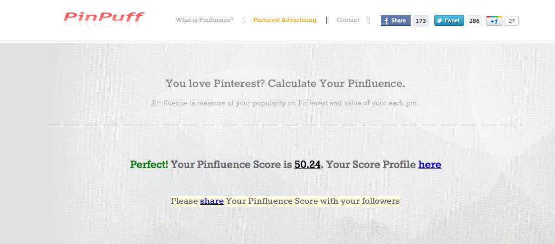 Puntaje de cdperiodismo en Pinterest