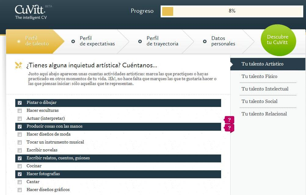5 herramientas para hacer un cv de impacto