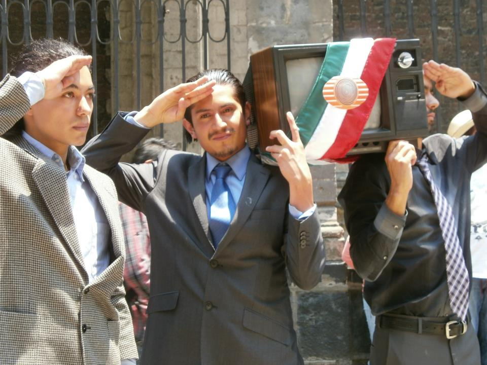 MARCHA SOY 132 México