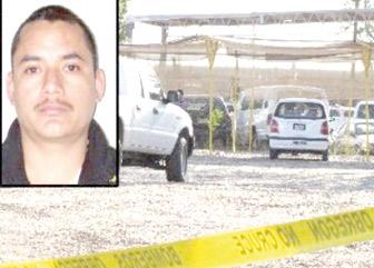AVILA / Periodista asesinado en México