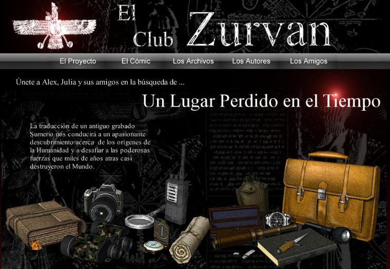 el club zurvan