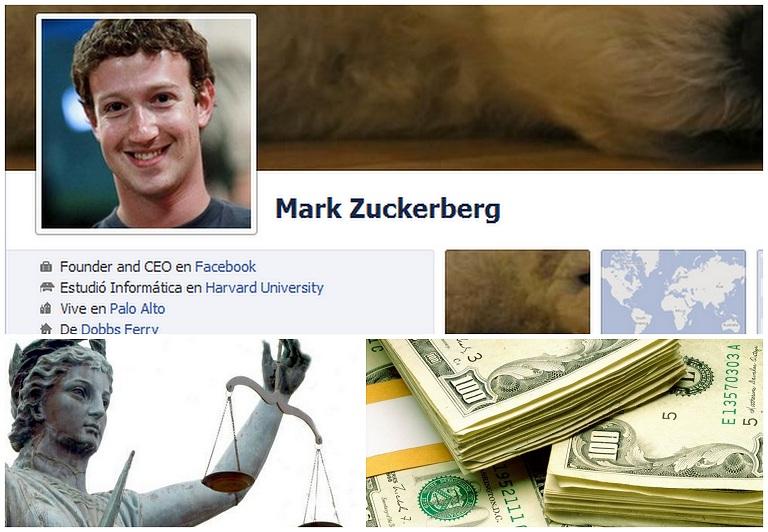 facebook denuncia