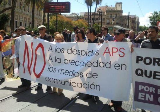 Foto: @aprensasevilla