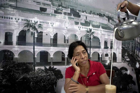 Periodista asesinada Regina Marínez Foto: AFP