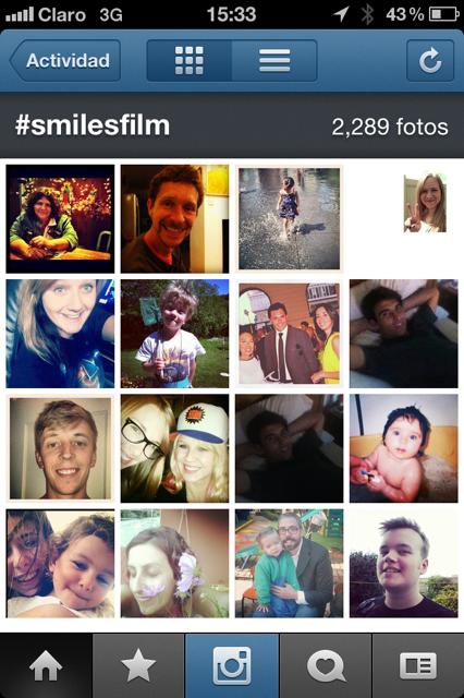Instagram película