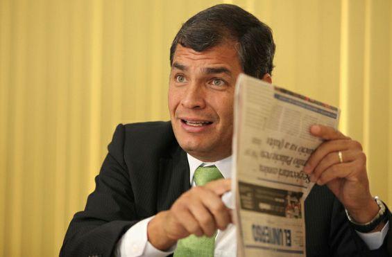 Foto: Eduardo Santillán Trujillo/Presidencia de Ecuador