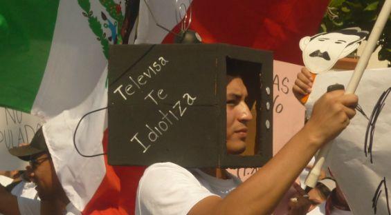 Foto: #YoSoy132