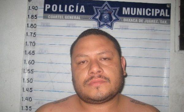 Daniel Amador Martínez es uno de los agresores. (Foto: http://www.24-horas.mx)