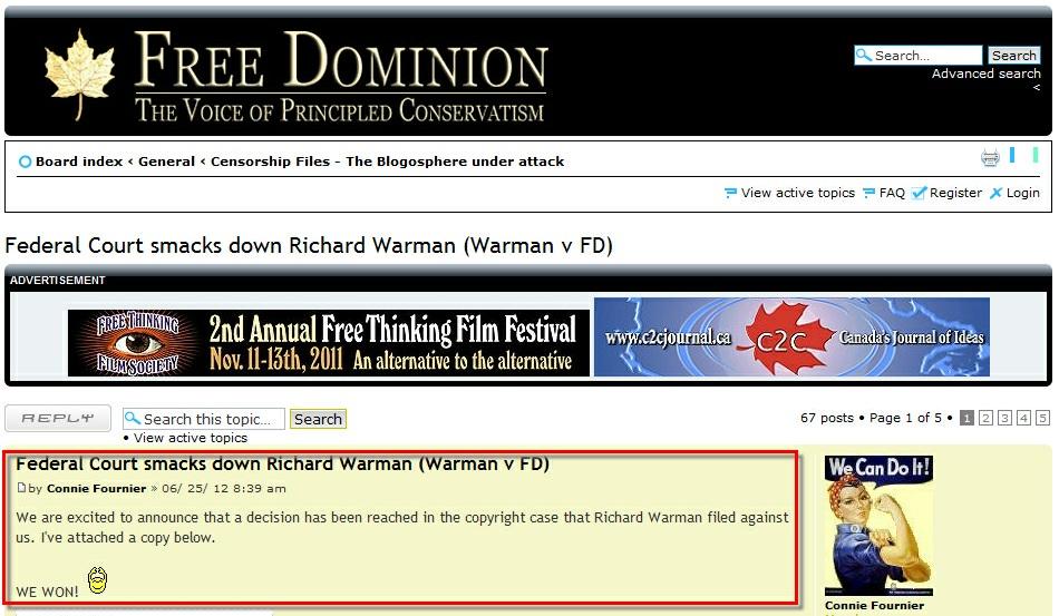 free dominion