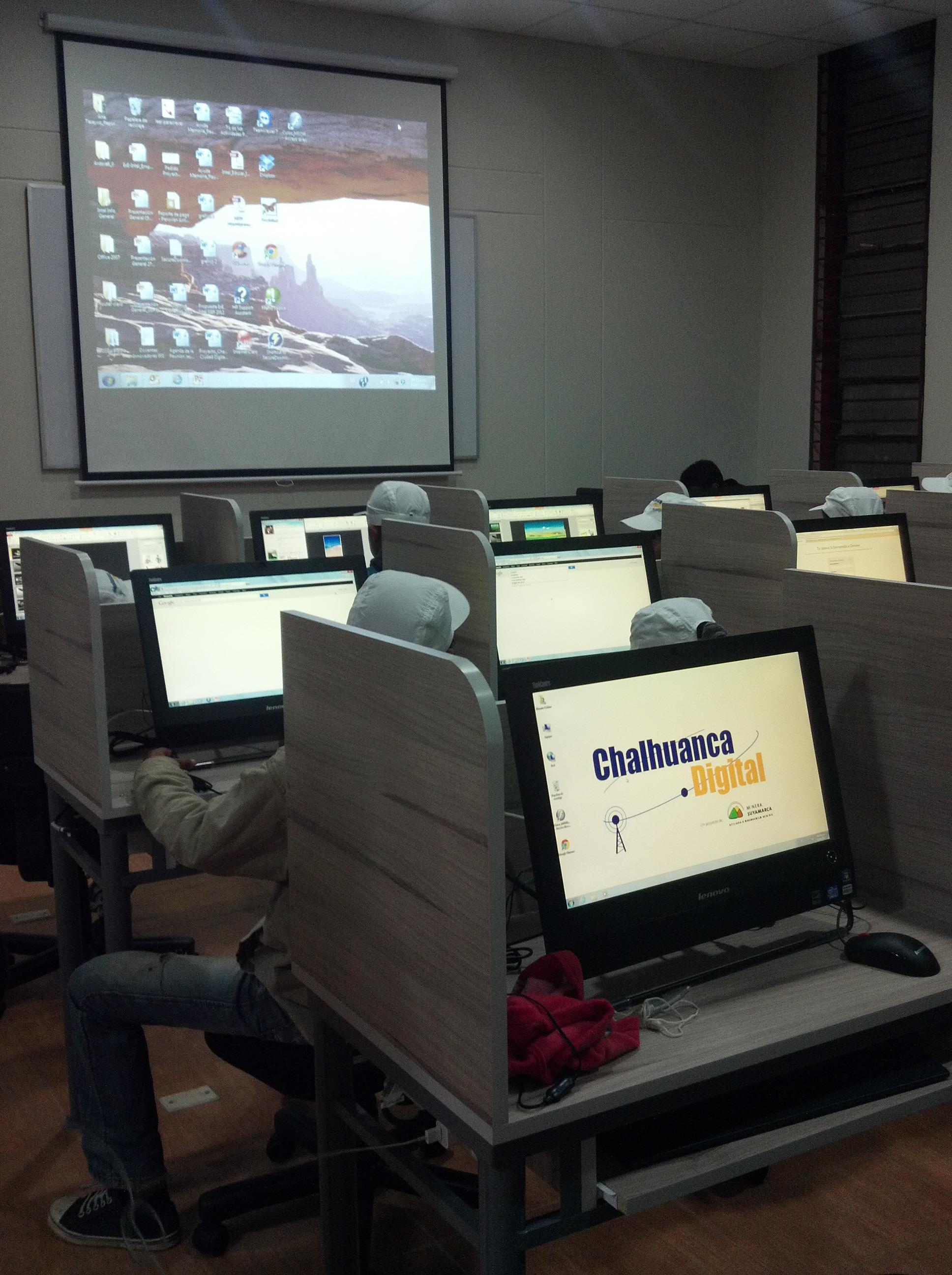Centro Digital en Chalhuanca