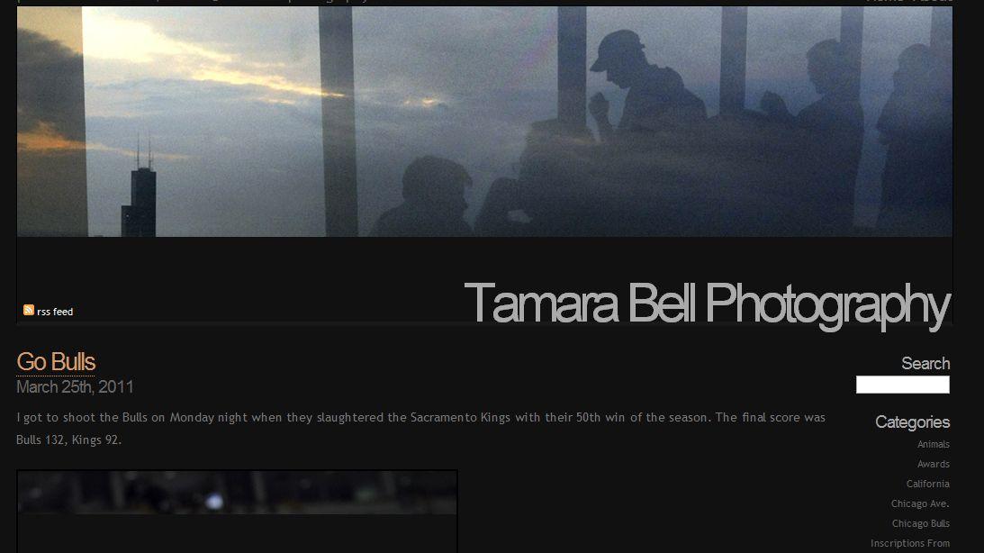 Tamara-bell