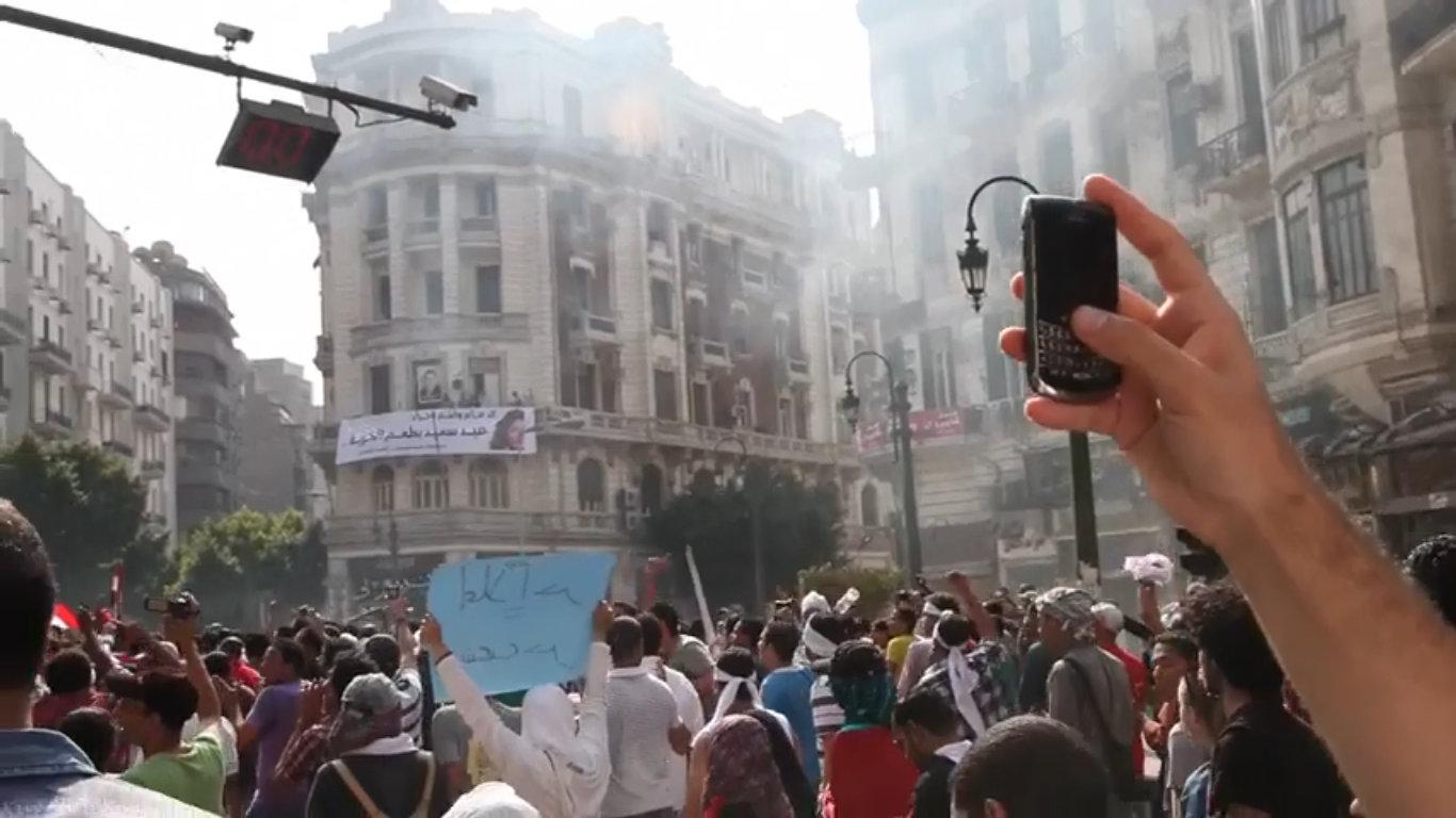 tutorial grabar protestas - periodismo ciudadano