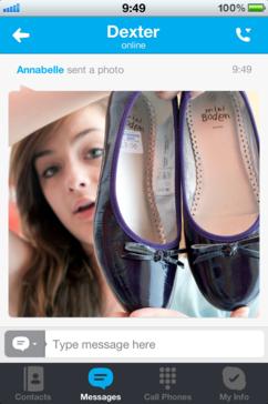 Foto: Blog de Skype