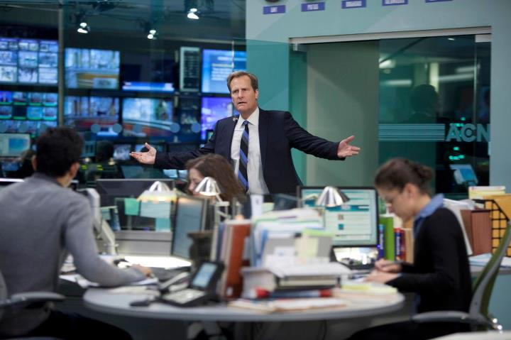 Facebook de The Newsroom