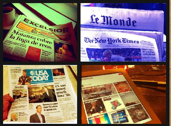 Diarios medios