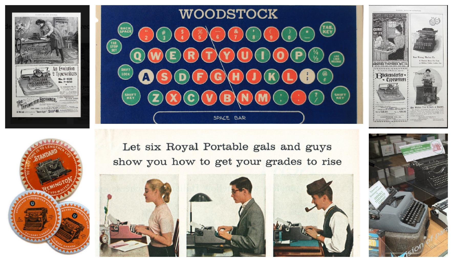 Fotos: uppercasemagazine.com/typewriter/