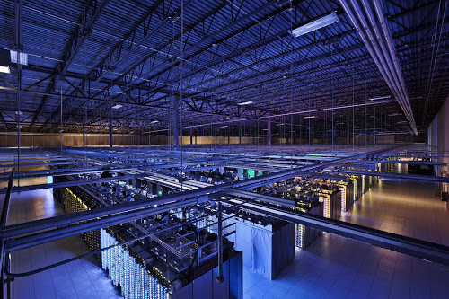 Data center en Iowa