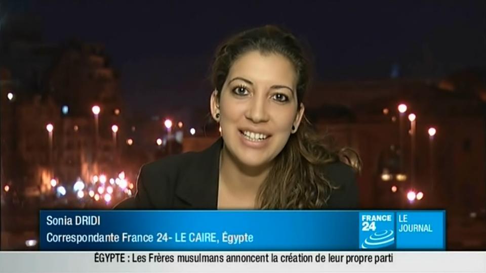 Periodista agredida sexualmente egipto
