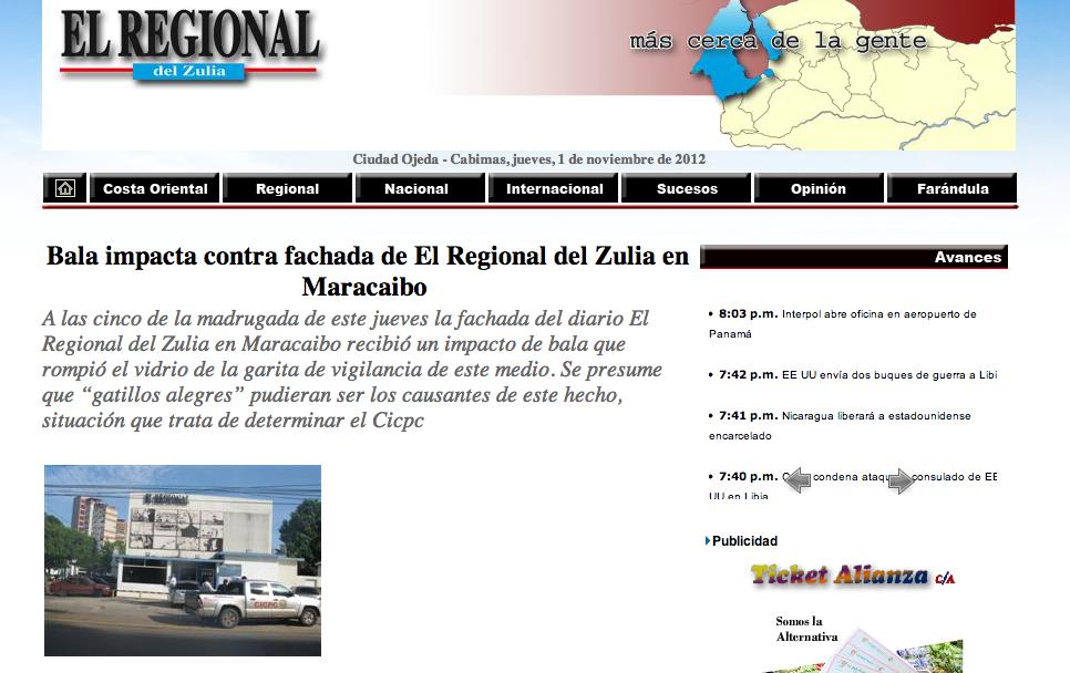 Diario Venezuela