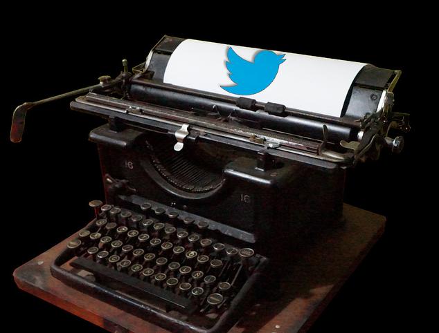 Twitter prensa