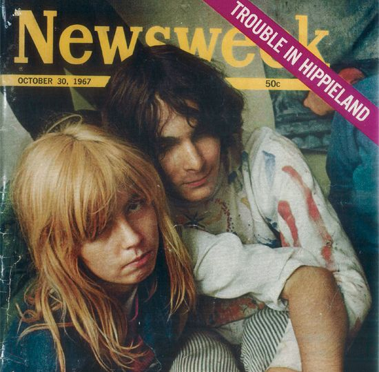 Newsweek portada 1967