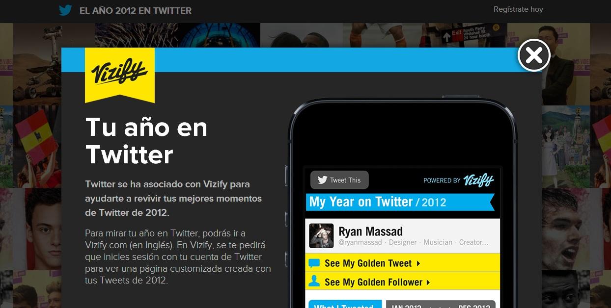 Twitter resumen del año