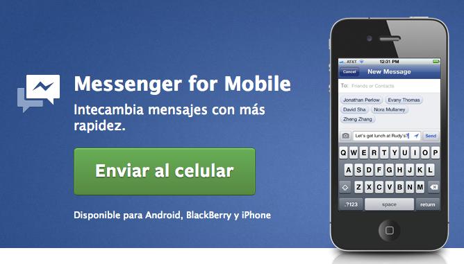 Messenger móvies