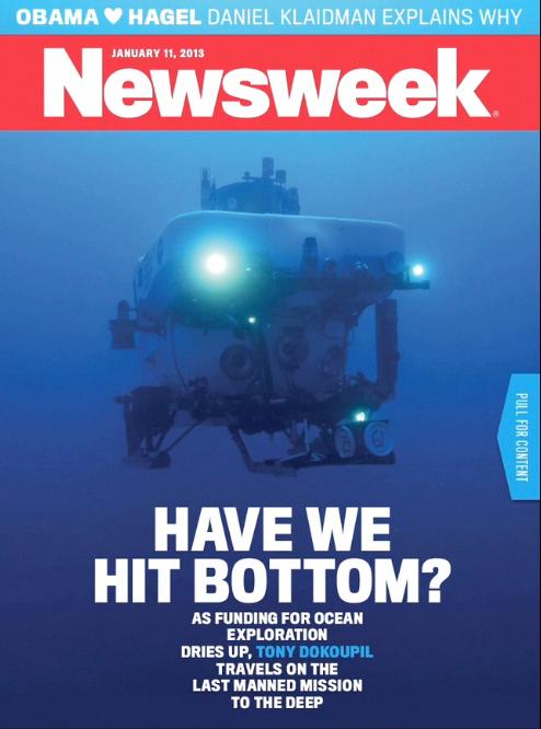 Newsweek portada